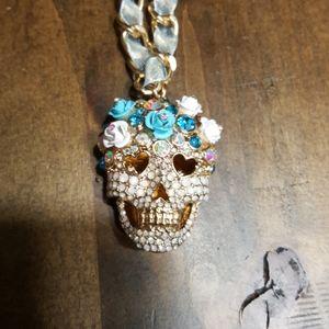 Betsey Johnson Sugar Skull